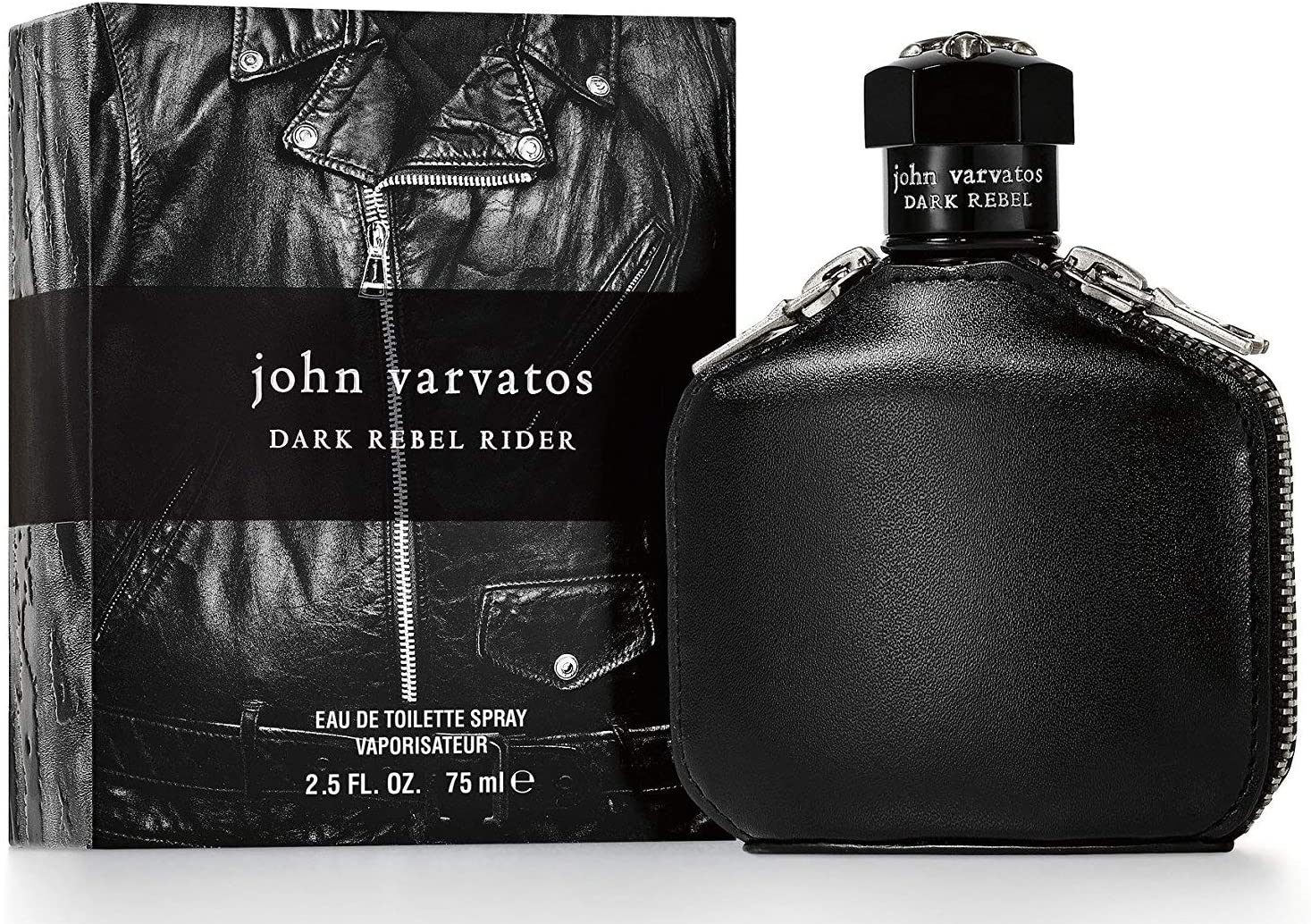 John Varvatos Dark Rebel Rider EDT